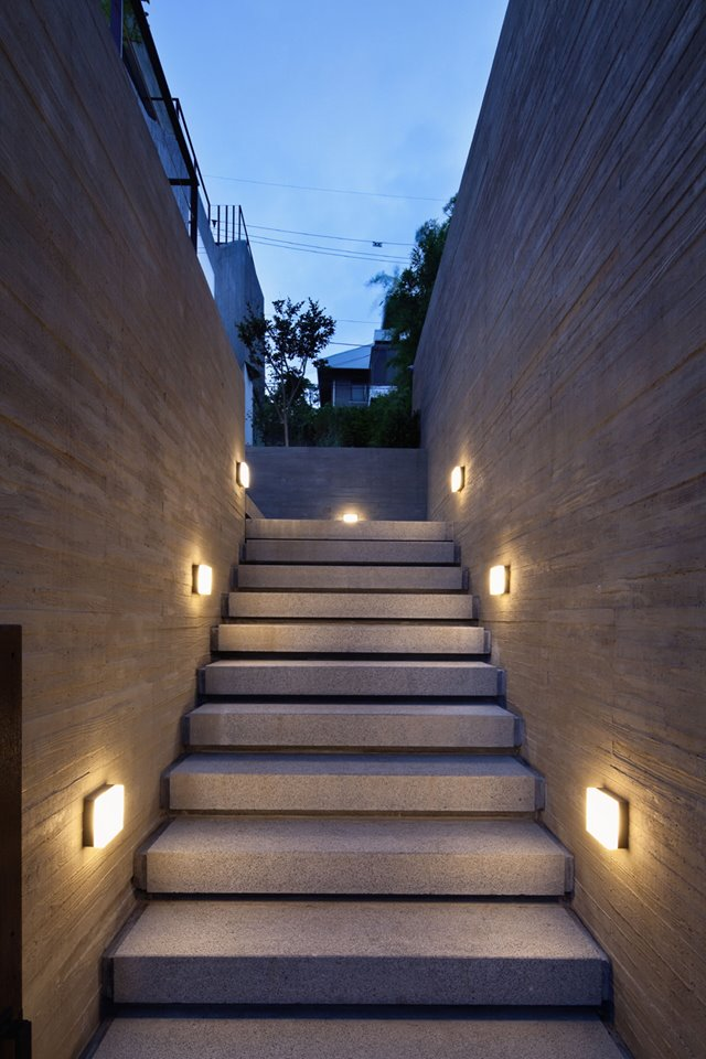 48 Elegant Staircase Designs For The Interior Or Exterior Of Your Extraordinary Basement Lighting Design Exterior