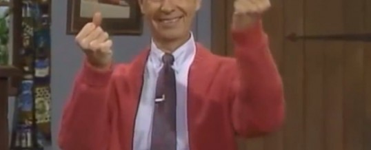 Did You Wear A Sweater For Mr Rogers Today Innovative Management