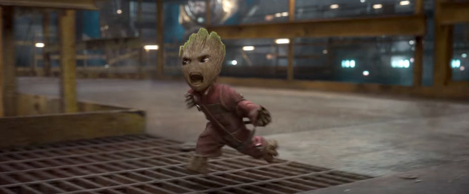Baby Groot 100 Owns Guardians Of The Galaxy 2 Innovative Management